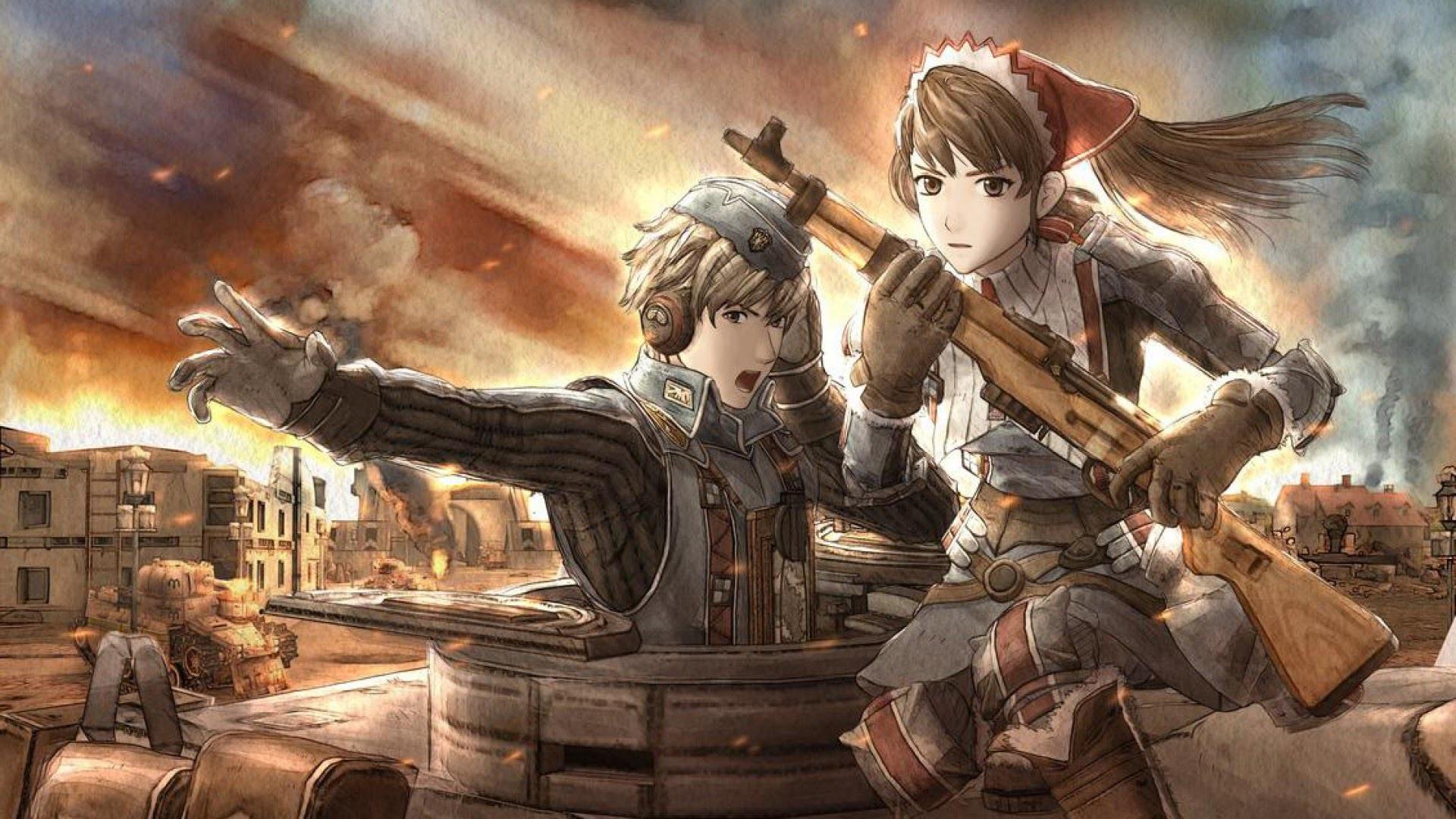 Girls Und Panzer Hd Wallpaper Valkyria Chronicles Wallpaper 183 ① Download Free Cool