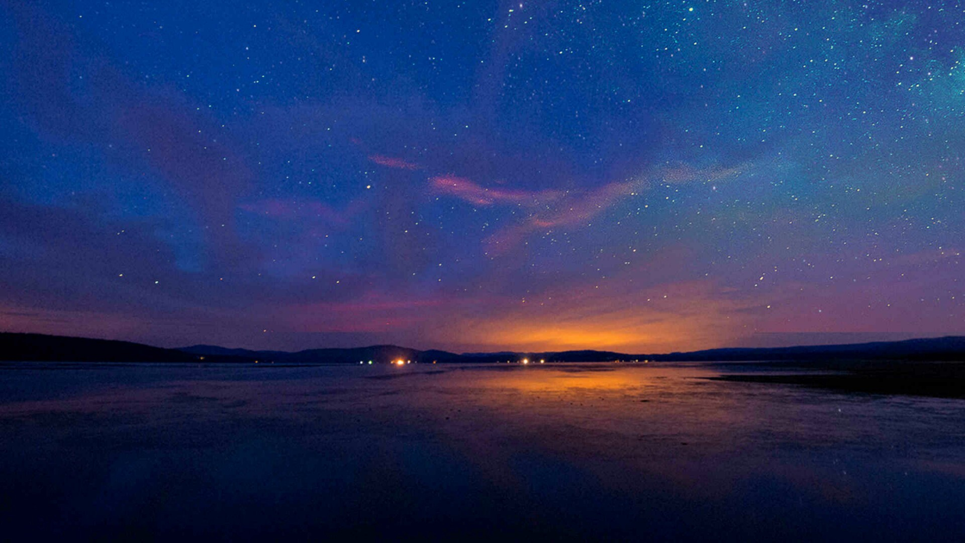 Fall Stars Wallpaper Starry Night Sky Wallpaper 183 ①