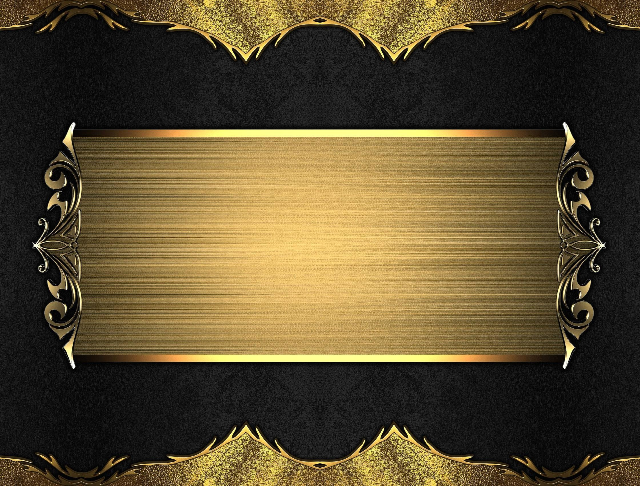 Android Animated Wallpaper For Iphone Black Gold Background 183 ①
