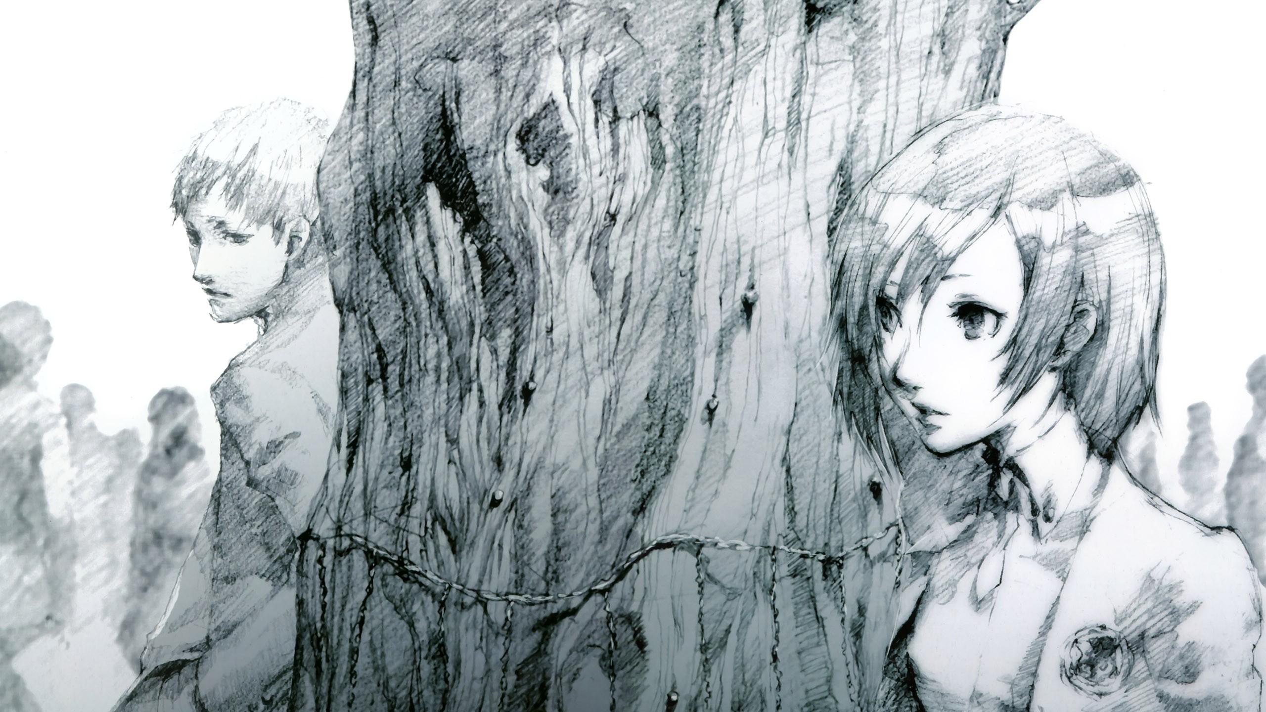 Cute Japanese Art 4k Wallpaper Sketches Wallpapers 183 ①