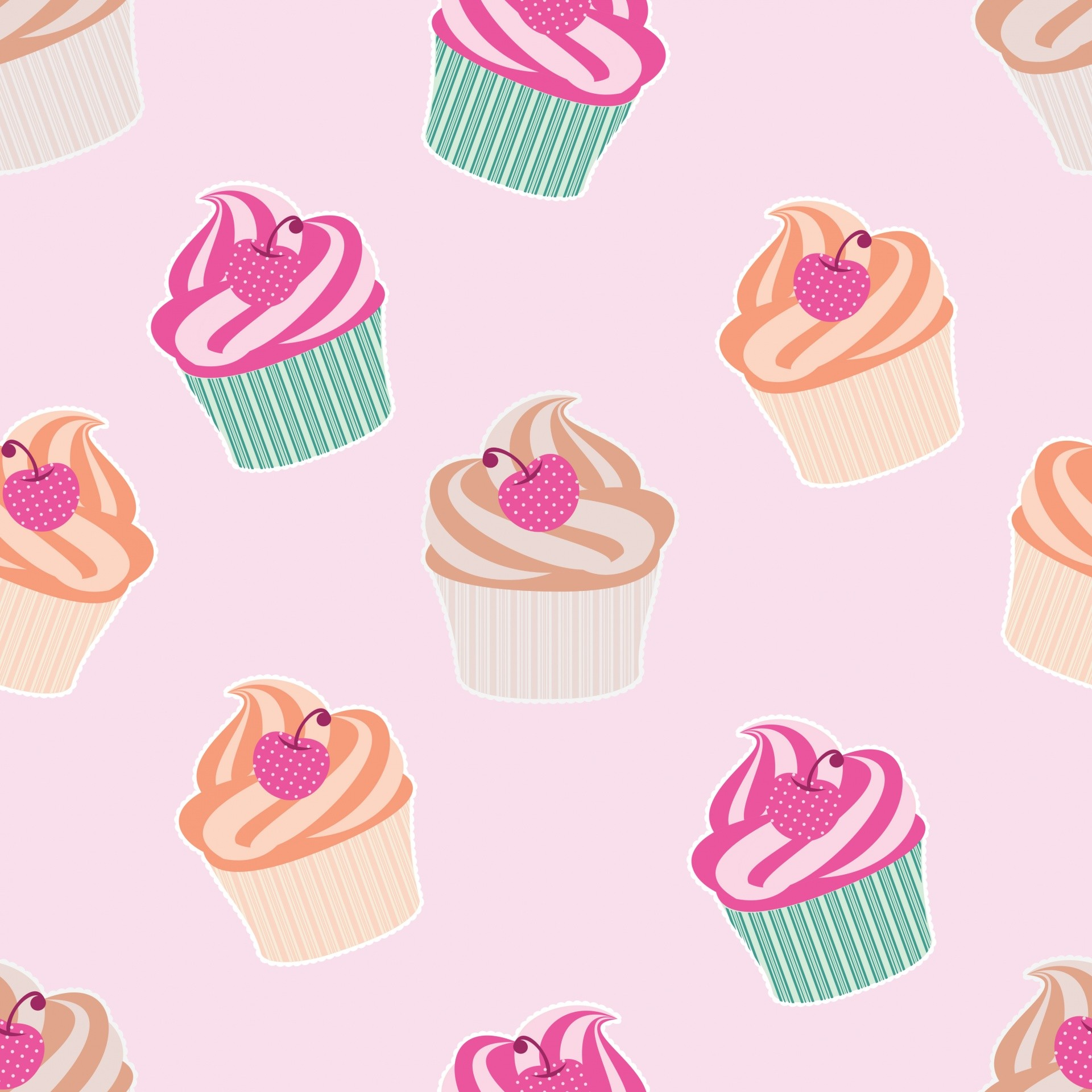 Best Wallpaper Hd For Iphone 6 Cute Cupcakes Wallpaper 183 ①