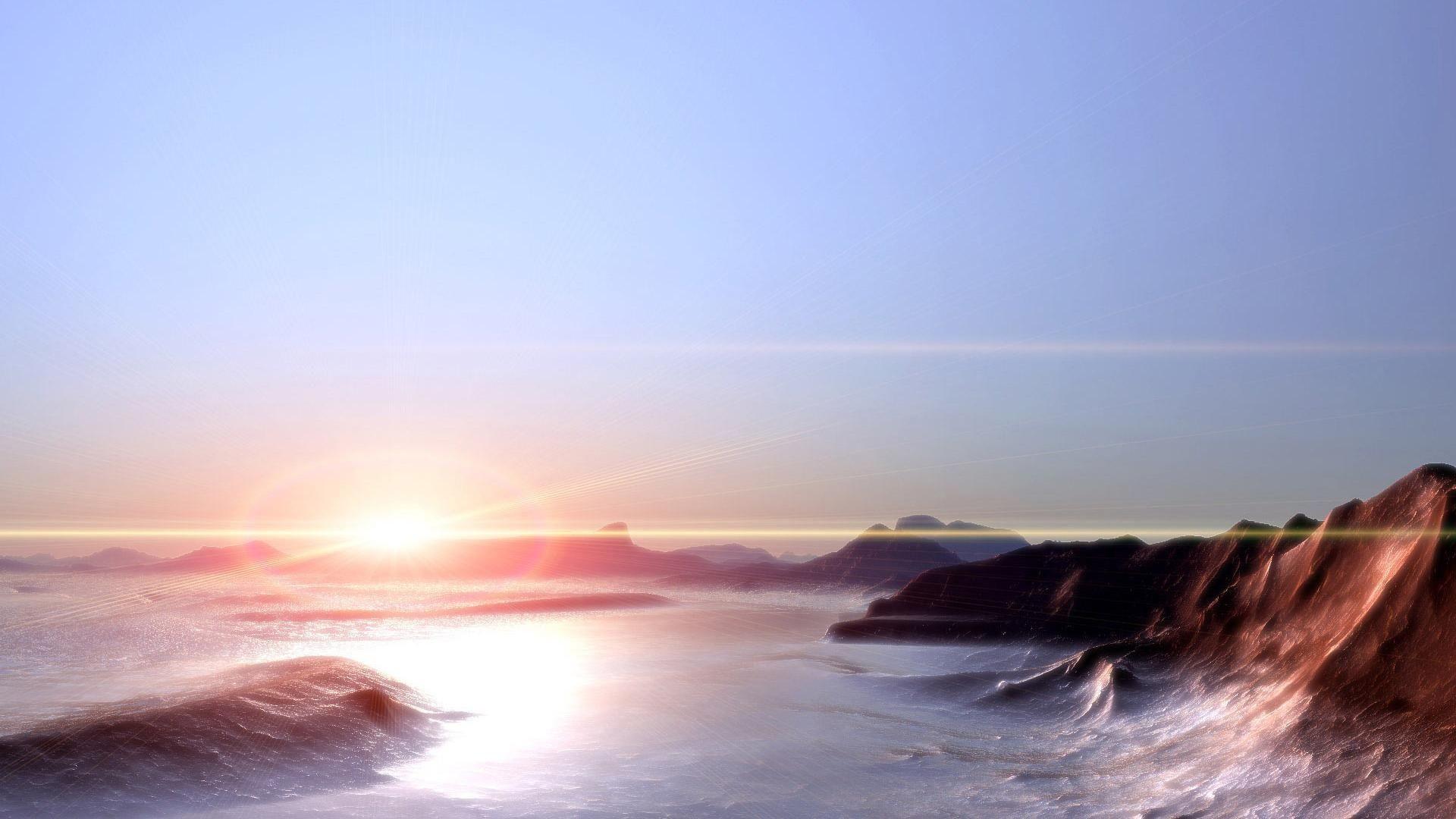 Free Fall Widescreen Wallpaper Beautiful Scenery Backgrounds 183 ①