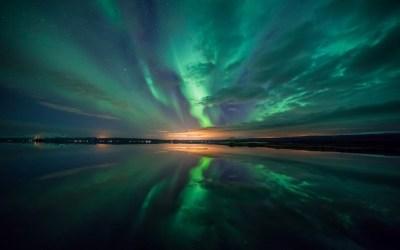 Aurora Borealis Wallpaper HD ·① WallpaperTag