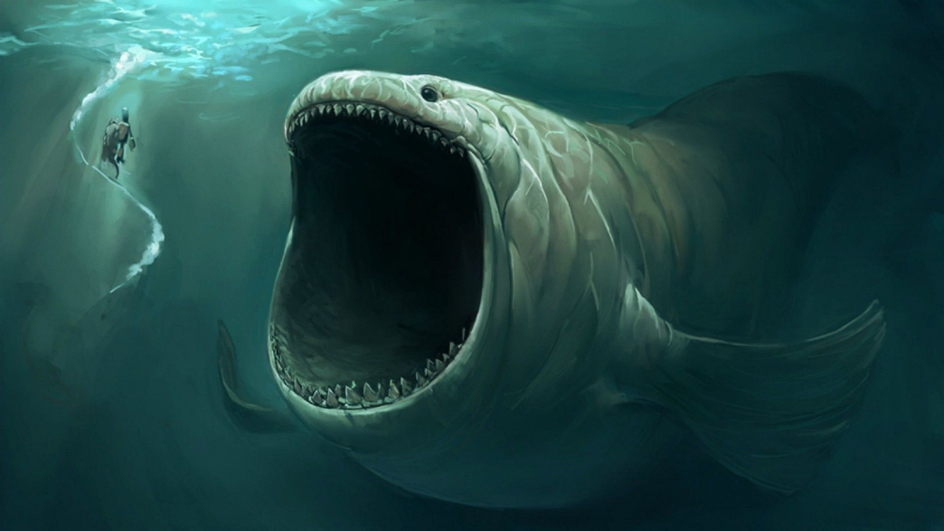 Best 3d Moving Wallpapers For Desktop Cool Fish Backgrounds 183 ①