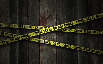 Crime Scene Wallpaper ·①