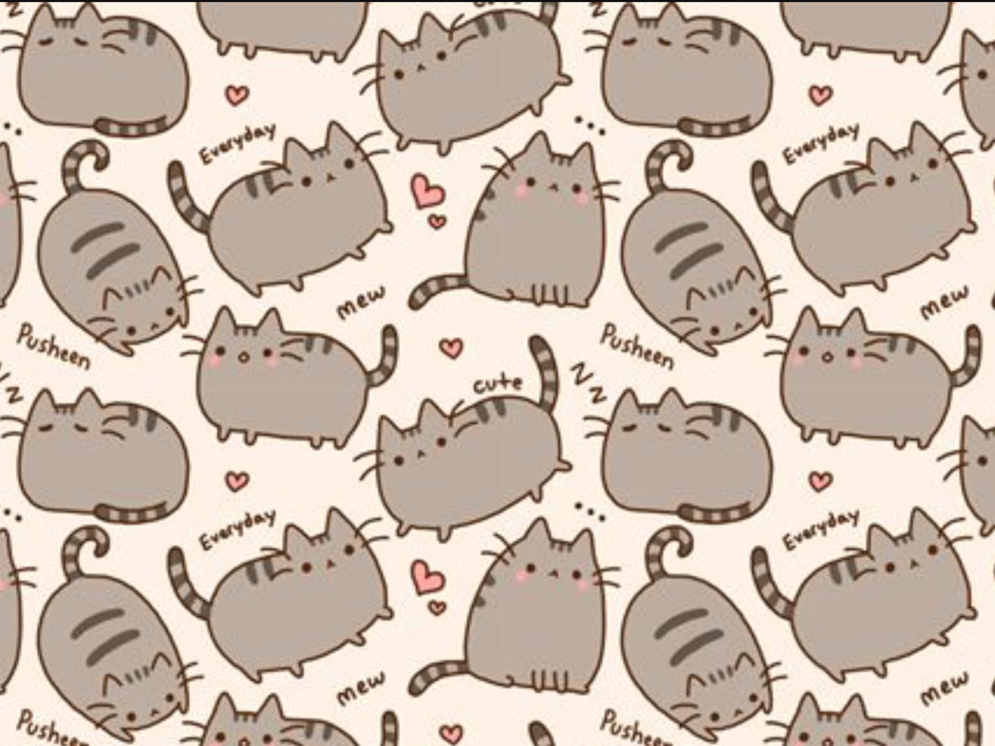 Pusheen Iphone Wallpaper Cute Pusheen Wallpaper 183 ① Download Free Stunning High