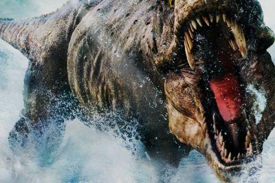 Wallpaper T Rex ·①