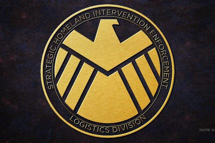 Avengers Logo Wallpaper 1