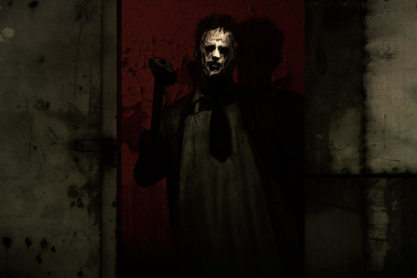 Texas Chainsaw Massacre Wallpaper Hd Leatherface Wallpaper Hd 183 ①