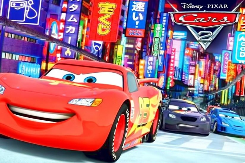 Tow Mater Cars Movie Wallpaper 1920x1200 Lightning Mcqueen Wallpaper 183 ①