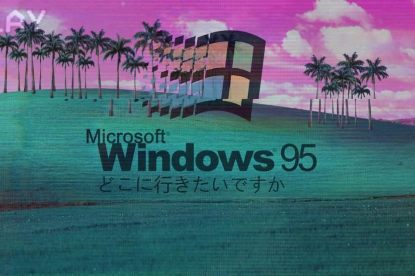 Vaporwave Iphone Wallpaper Windows 95 Wallpaper 183 ① Download Free Full Hd Backgrounds