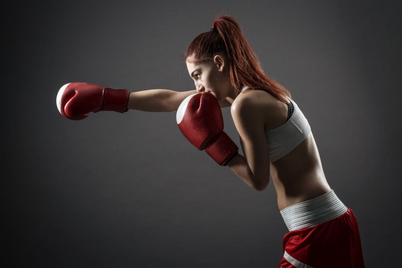 Fitness Girl Wallpaper 1920x1080 Boxing Gloves Wallpaper 183 ①