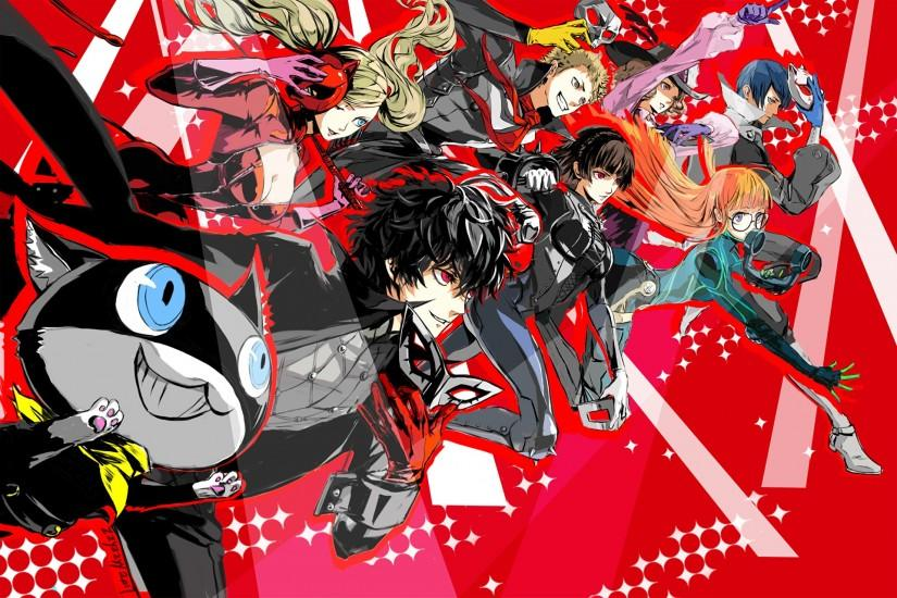 Persona 5 Iphone Wallpaper Persona 5 Wallpaper 183 ① Download Free Full Hd Backgrounds