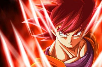 Goku wallpaper ·① Download free awesome full HD backgrounds for desktop computers and ...
