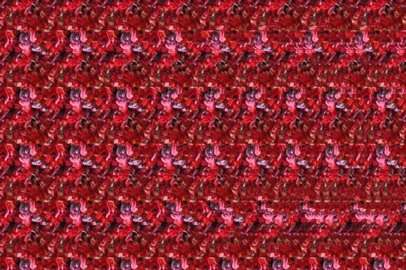 3d Effect Wallpaper For Iphone Stereogram Wallpaper 183 ①