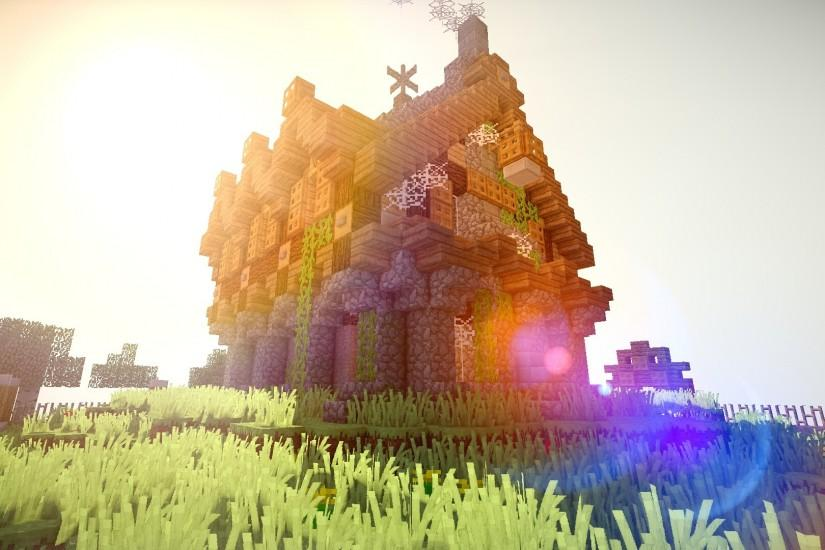 3d Motion Wallpaper For Mobile Minecraft Shaders Background 183 ① Download Free Full Hd