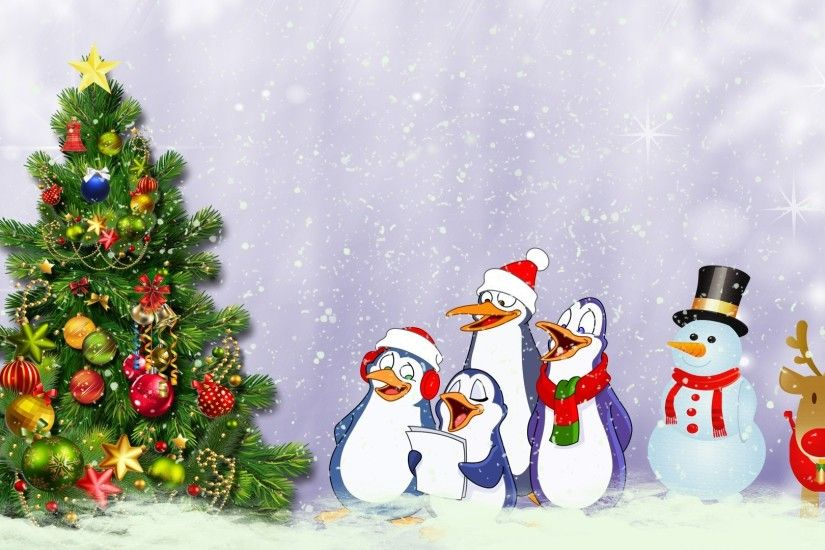 Cute Lovable Couple Wallpapers Cute Snowman Wallpaper 183 ①
