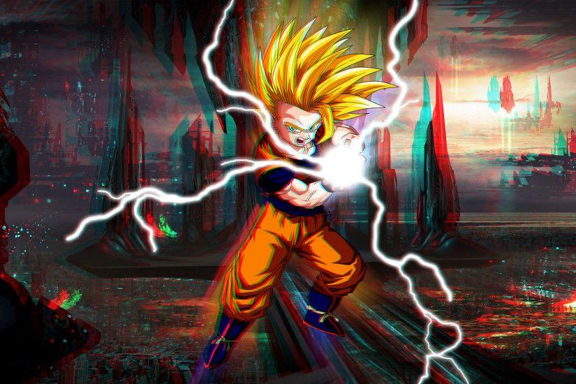 Gohan Wallpaper 3d Goku Super Saiyan 3 Wallpapers 183 ①