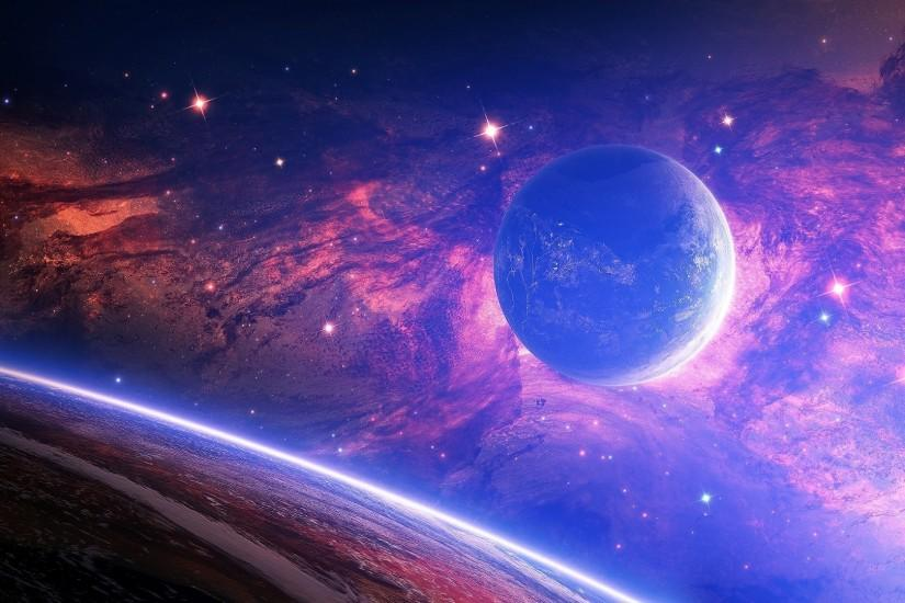 Space background HD ·① Download free HD backgrounds for desktop