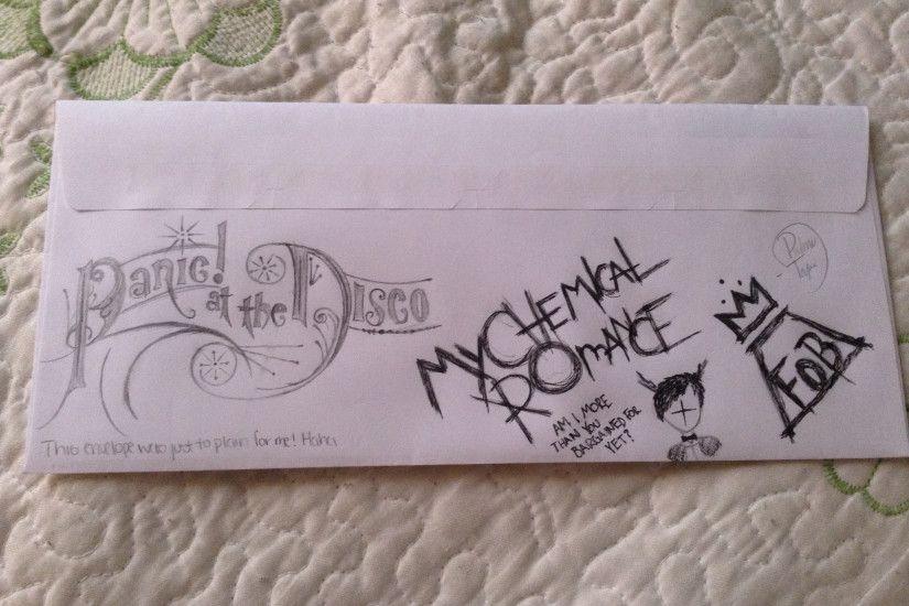 Fall Out Boy Lyrics Wallpaper Panic At The Disco Wallpapers 183 ①