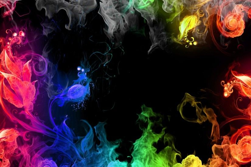3d Weed Leaf Wallpaper Trippy Smoke Backgrounds Tumblr 183 ①
