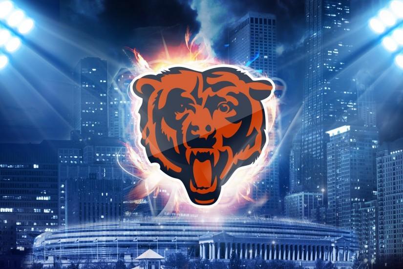 Bulls Iphone Wallpaper Chicago Bears Wallpaper 183 ① Download Free Amazing