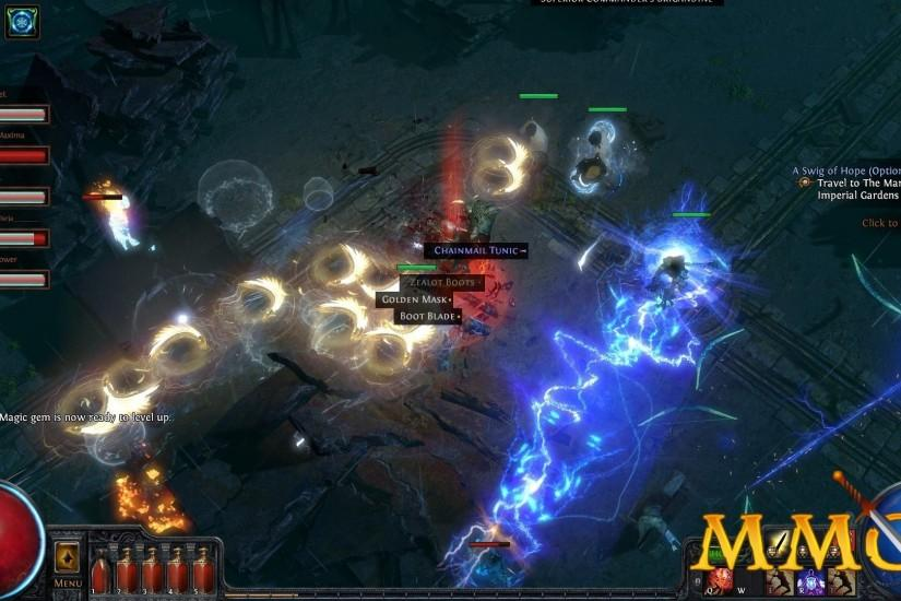 Poe Fall Of Oriath Wallpapers Path Of Exile Wallpaper 183 ① Download Free Awesome Full Hd