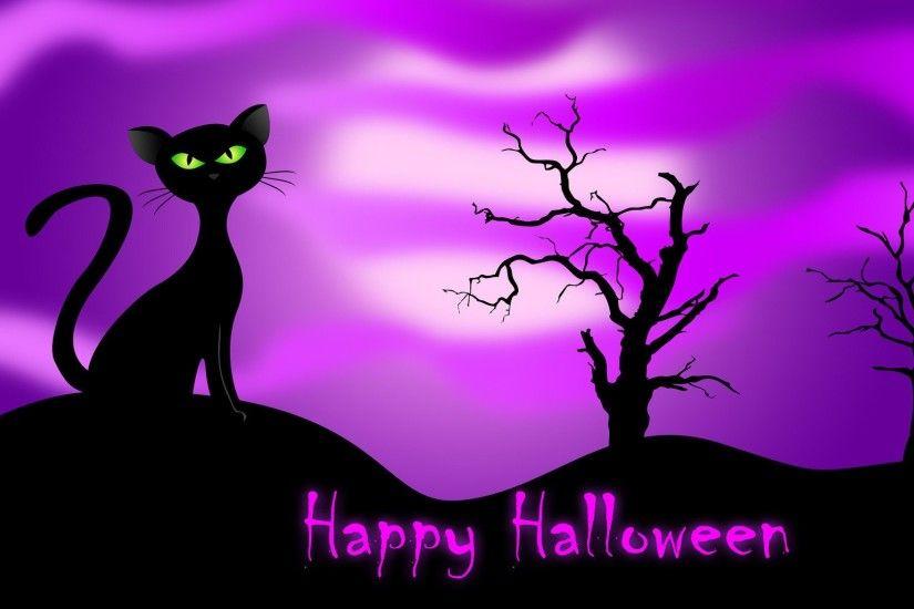 Cute Cats And Kittens Wallpaper Hd Cat Themes Cute Halloween Desktop Wallpaper 183 ①