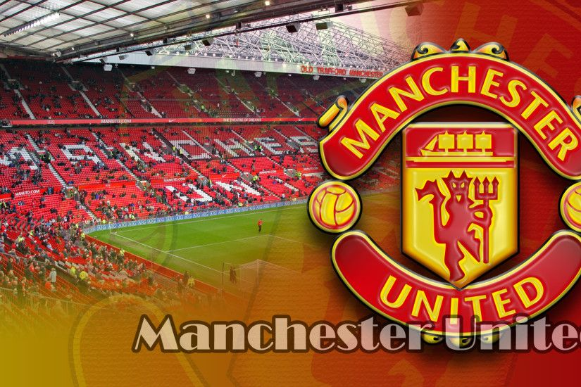 Manchester United Logo Wallpaper 3d Manchester United Wallpaper 3d 2018 183 ①