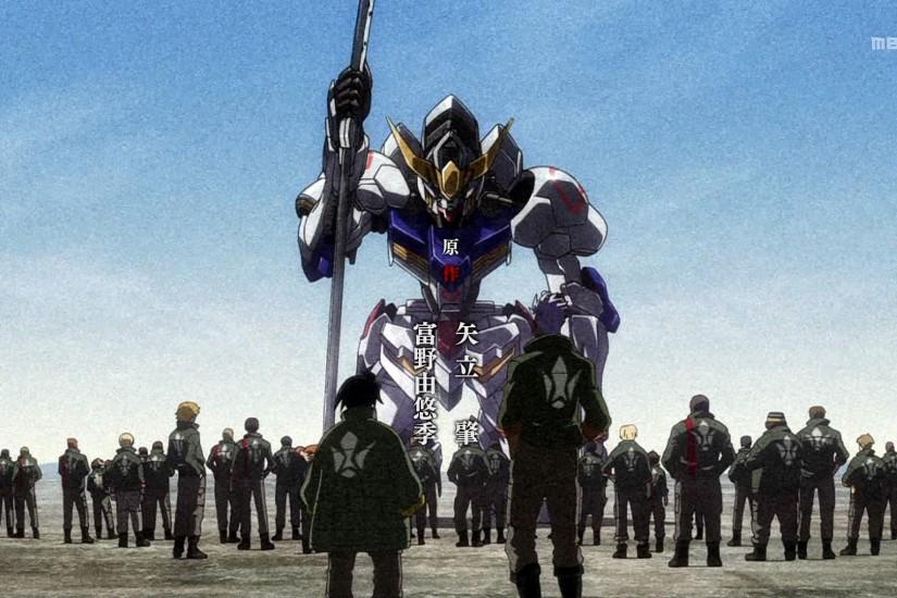 Dynamic Iphone X Wallpaper Gundam Iron Blooded Orphans Wallpaper 183 ① Download Free