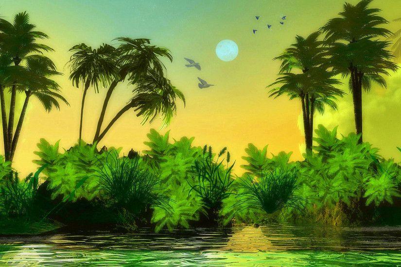 Amazing 3d Wallpapers 1080p Desktop Background Nature 183 ①