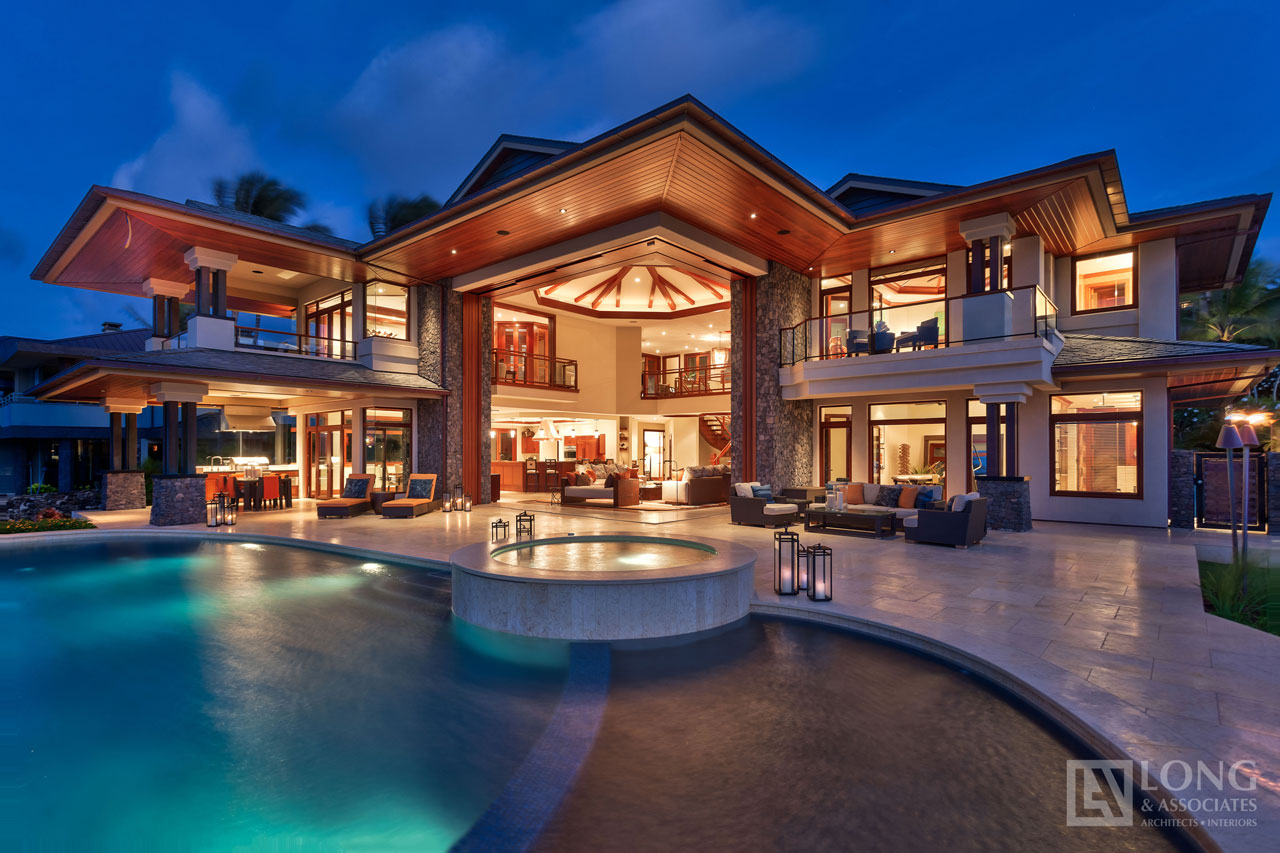 Beach House Photos Wallpaper Hawaii Luxury Homes 1280x853 Download Hd Wallpaper Wallpapertip