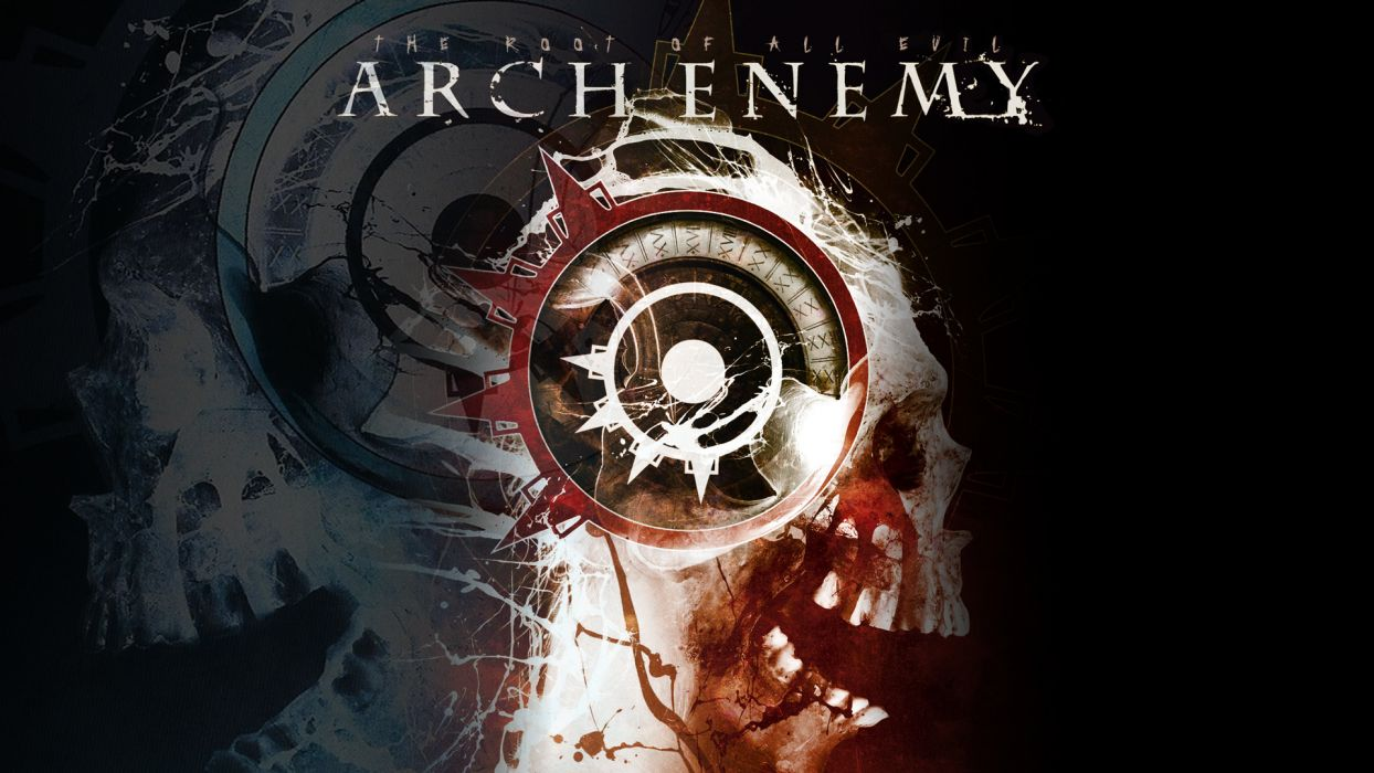 Rock Music Cover Arch Enemy Groups Bands Heavy Metal Death Hard Rock Music