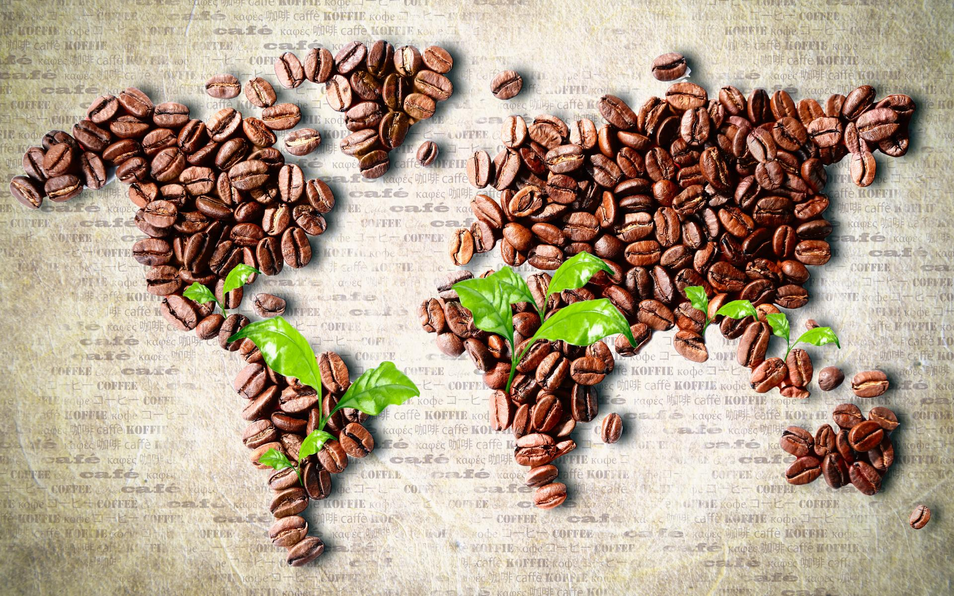 Coffee Art History Food Drinks Coffee Maps Continents News Paper Leaves Art