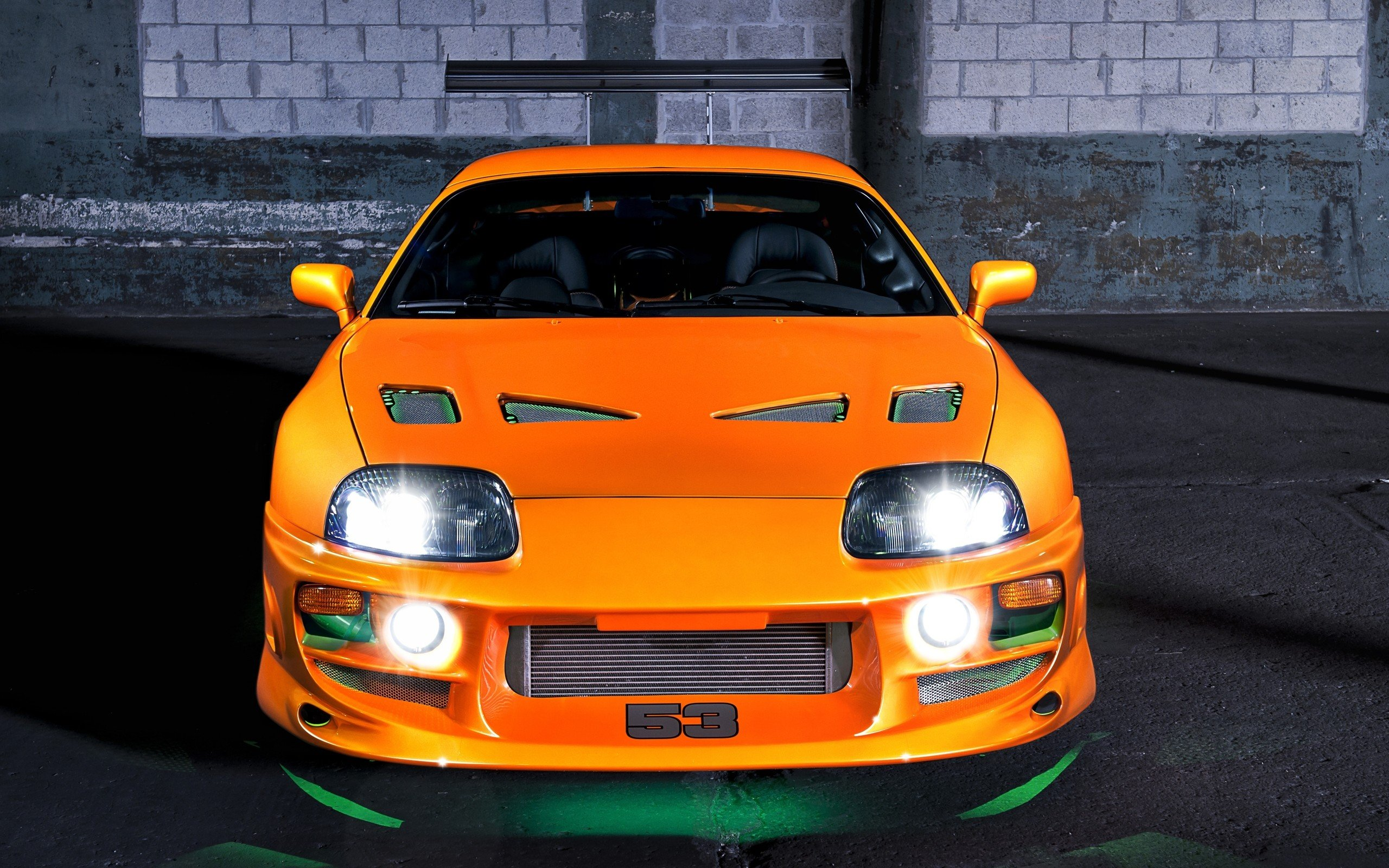 Toyota Supra From The Fast And The Furious Cars Fast And Furious Toyota Supra Jdm Japanese Domestic Market