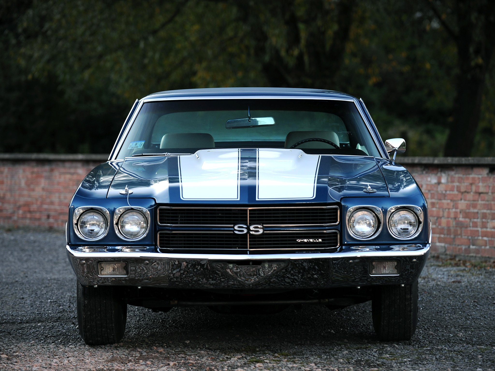 Chevelle Ss Wallpaper 1970 Chevrolet Chevelle S S 396 Hardtop Coupe Muscle Classic