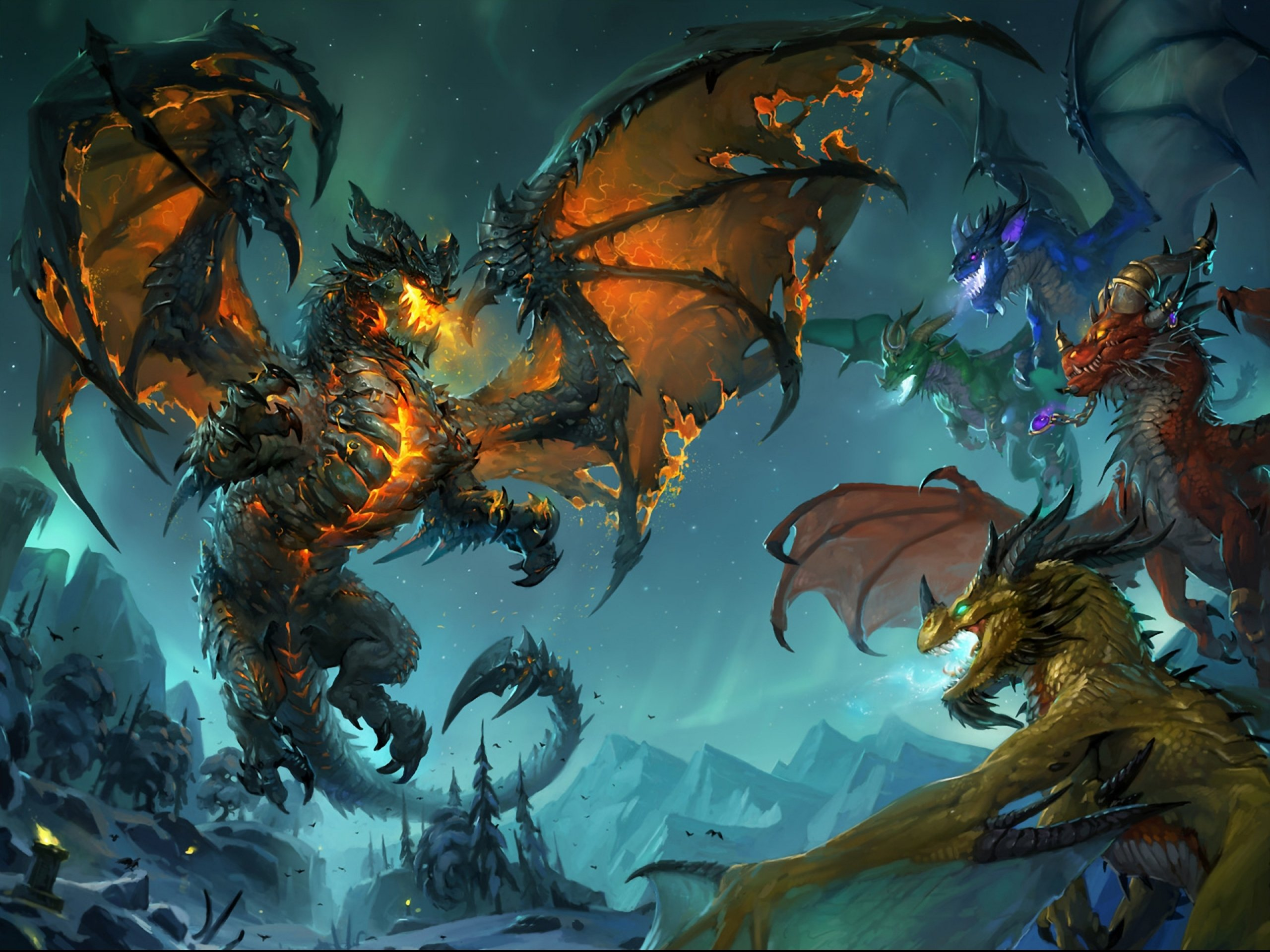 Fantasy World Art Dragon Dragon Fantasy Art Artwork Dragons Wallpaper 2560x1920