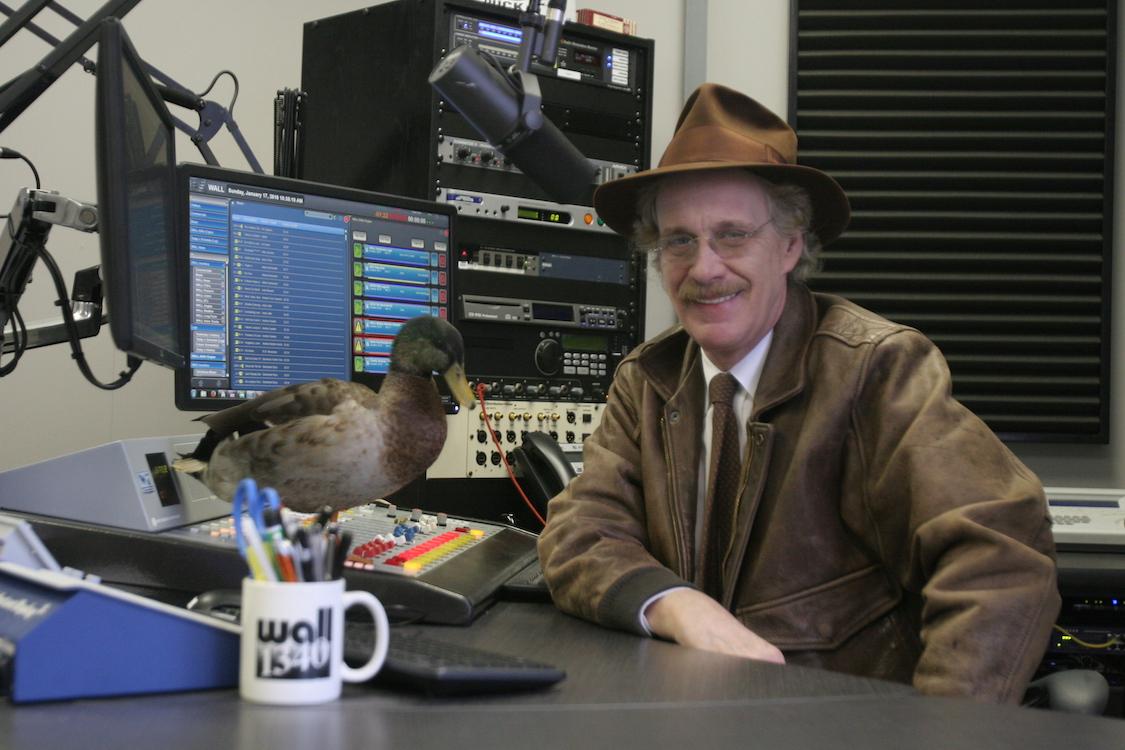 Mark West In The Morning Mortimer Mallard WALL Radio 1340 94.1 94.9 105.7