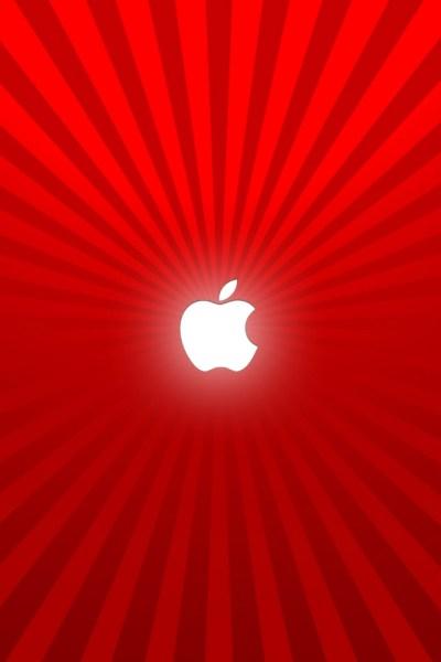 Apple Logo   iPHONE Wallpapers BloG