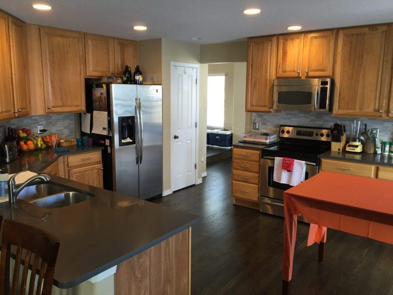 Large Of Oak Kitchen Cabinets