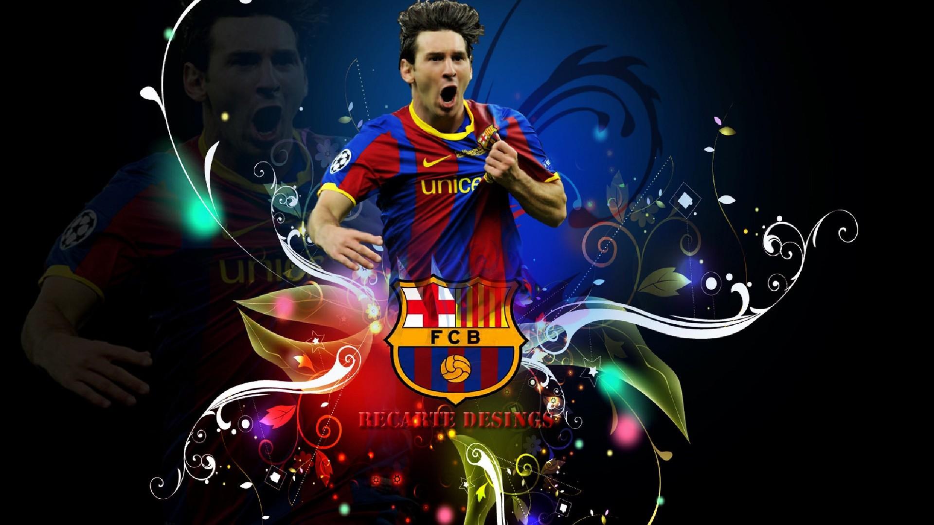 Jog Falls Hd Wallpaper Lionel Messi Fc Barcelona Wallpaper Hd Background Desktop