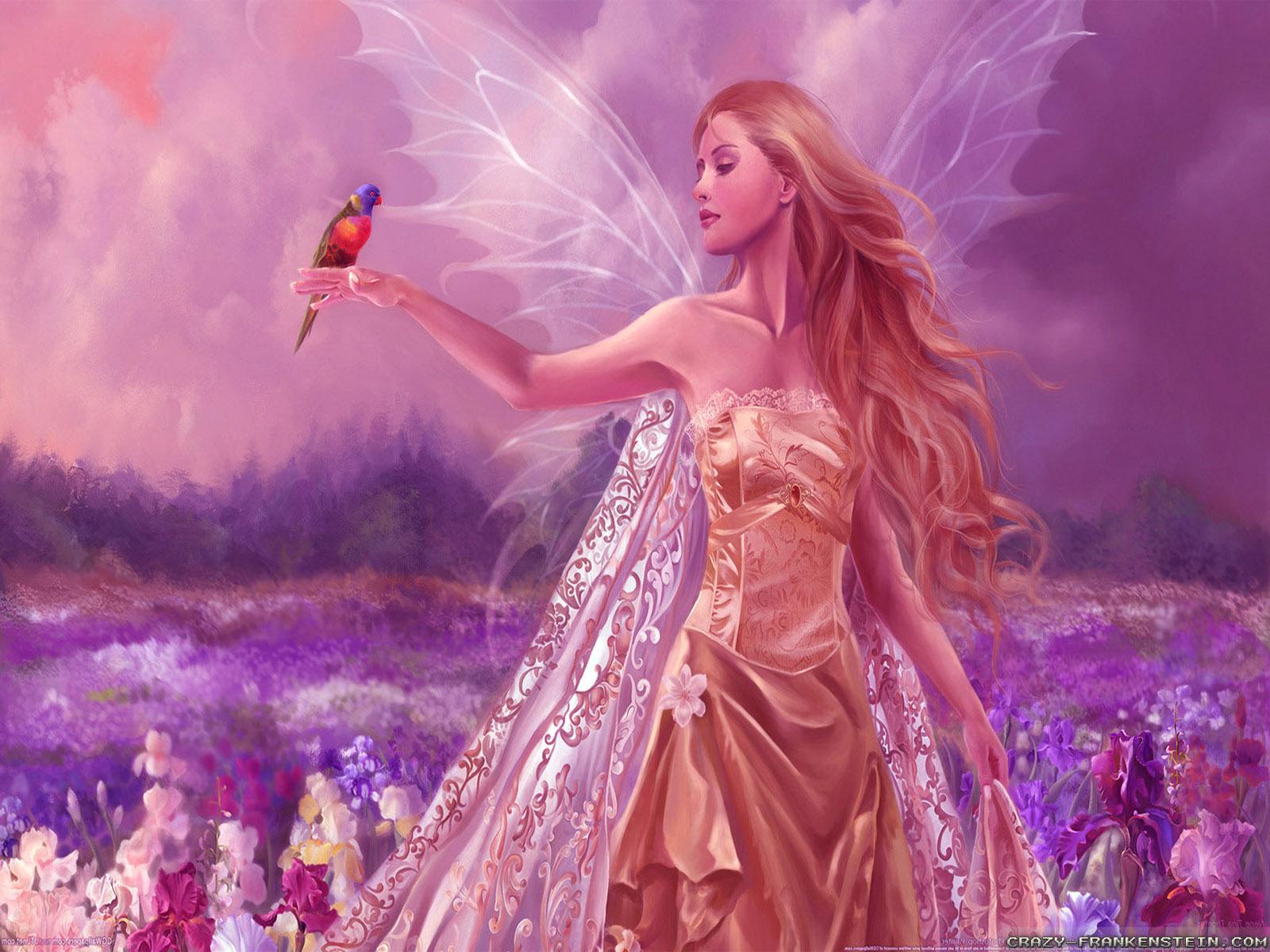 Jog Falls Wallpapers Desktop Beautiful Angel And Bird Animal Hd Wallpaper Widescreen