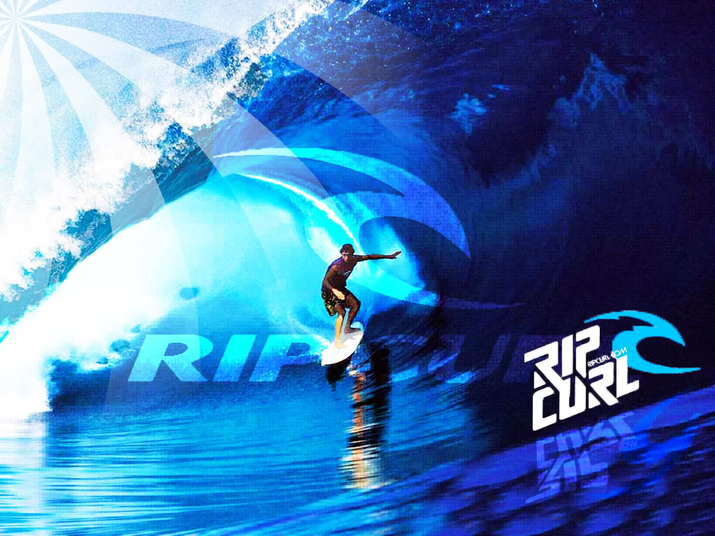 Wallpaper Volcom 3d Amazing Ripcurl Surfing On The Beach Photo Picture Hd