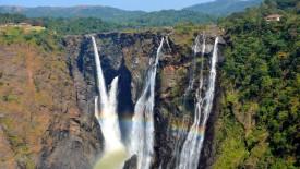 Jog Falls Wallpapers Desktop Jog Falls Karnataka India Nature Hd Wallpaper Widescreen
