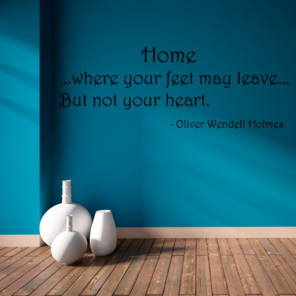 Traditional Cottage Decor Home…where Your Feet May Leave… But Not Your Heart