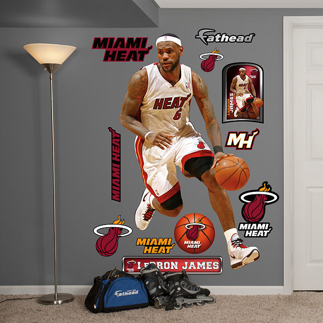 fathead lebron james home wall sticker outlet su lions head animal big cats wall art sticker wall decal transfers