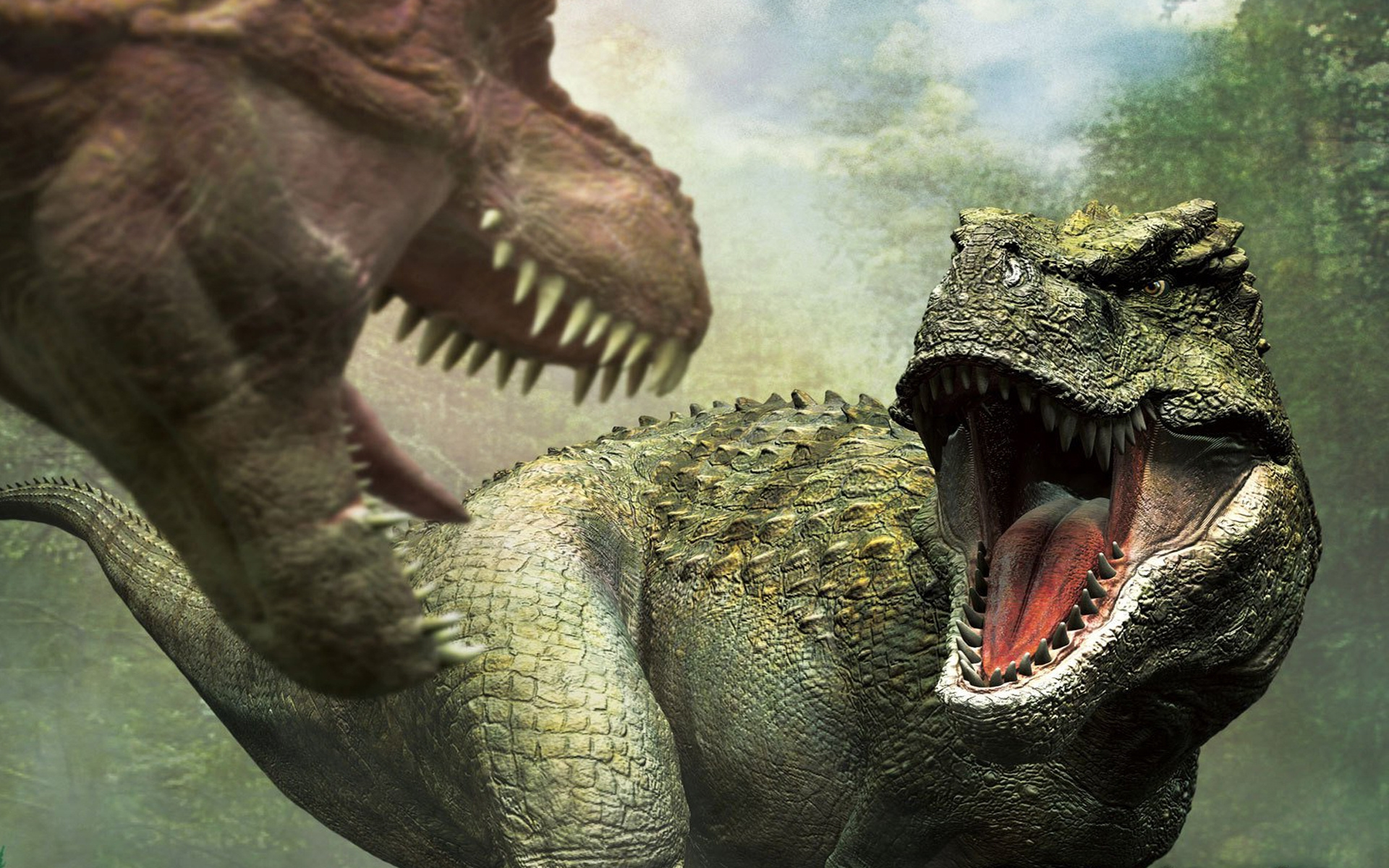 3d Wallpapers For Home Screen Dinosaurs Fight Wallpapers Hd Desktop And Mobile Backgrounds