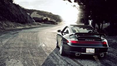 Porsche 911 Car Landscape Best Wallpapers HD / Desktop and Mobile Backgrounds