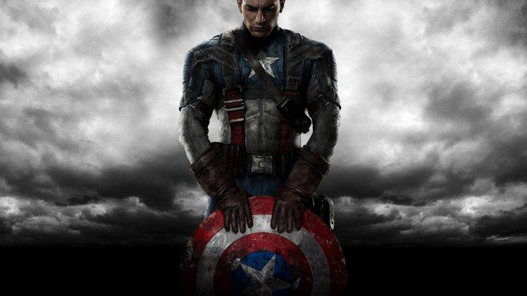 Iphone X Wallpaper Official Download First Avenger Captain America Wallpapers Hd Desktop And