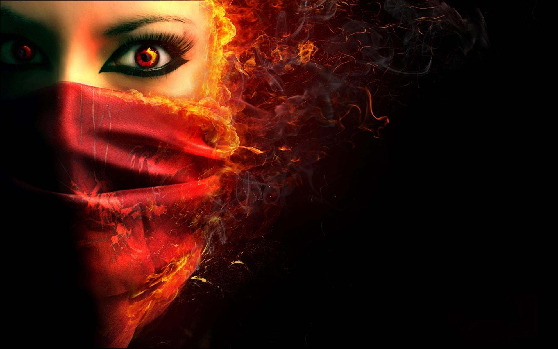 Steampung Girl Holding Skull Wallpaper Bandit Women On Fire Wallpapers Hd Desktop And Mobile